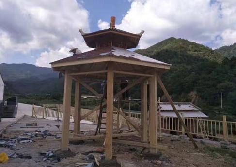 木质景观工程