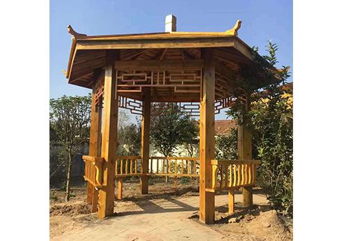 内蒙古防腐木工程造价