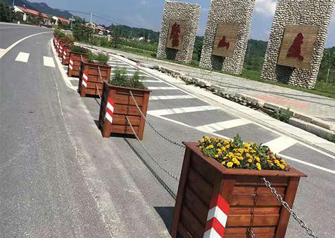 新疆防腐木工程预算