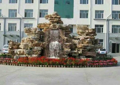内蒙古假山石制作