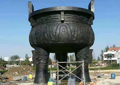 新疆铸铜雕塑公司