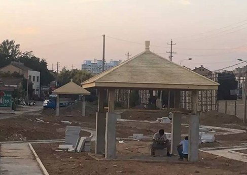 内蒙古防腐木工程价格