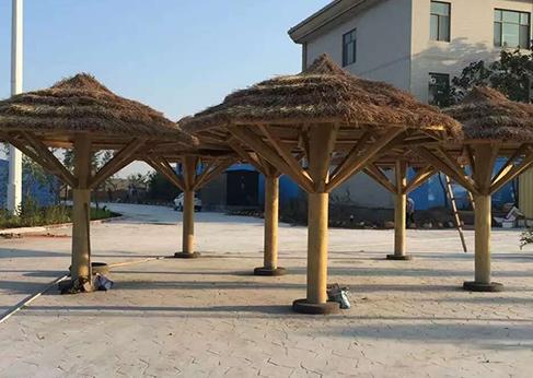 内蒙古防腐木工程公司
