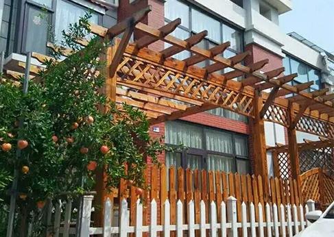 内蒙古防腐木工程安装