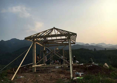 新疆防腐木工程公司管理