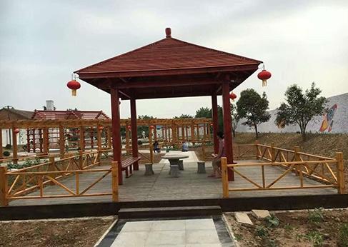 新疆防腐木工程安装团队