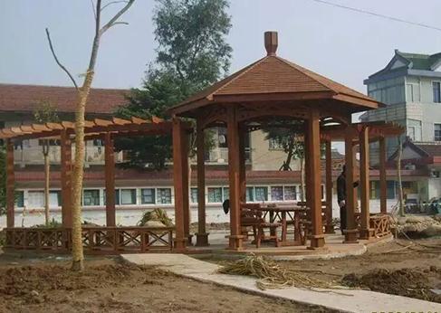青海防腐木工程管理