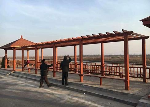 青海防腐木工程安装流程