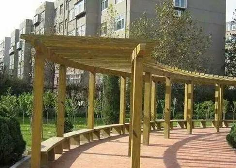 甘肃防腐木工程管理