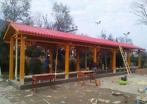 甘肃防腐木工程公司管理
