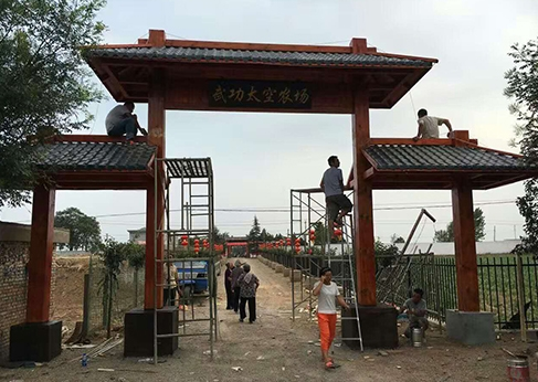西安防腐木工程造价