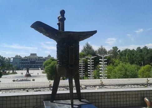 周至铸铜雕塑设计