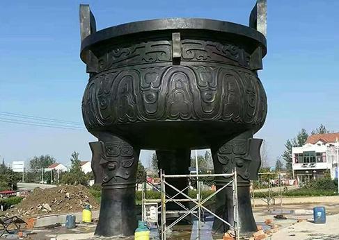 西安铸铜雕塑公司