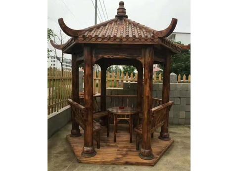西安防腐木工程